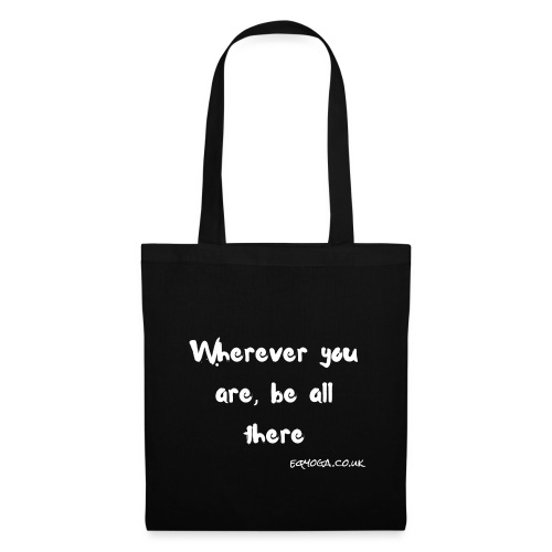 Be all there - Tote Bag
