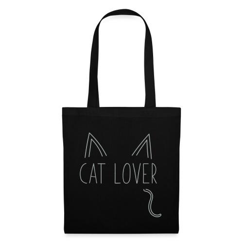 Cat Lover - Borsa di stoffa