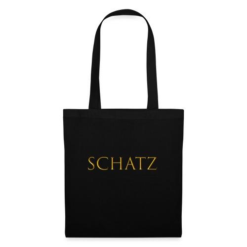 Schatz - Stoffbeutel