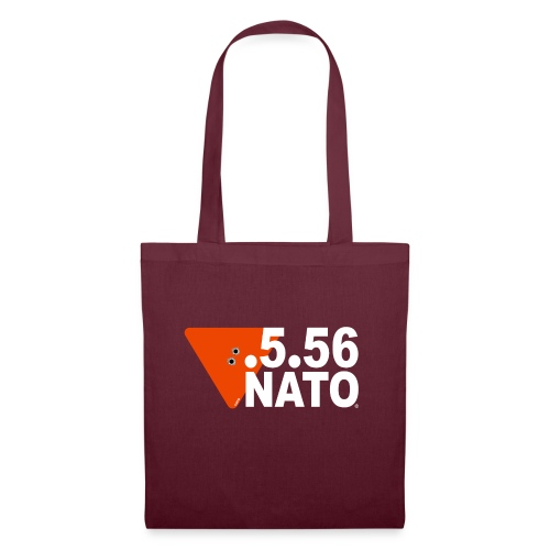 .5.56 NATO BLANC - Tote Bag