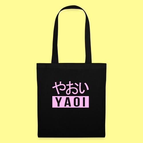 Pink Yaoi やおい - Borsa di stoffa