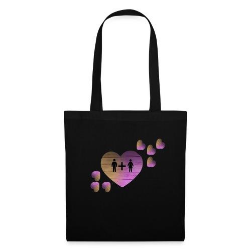 couple amoureux - Tote Bag