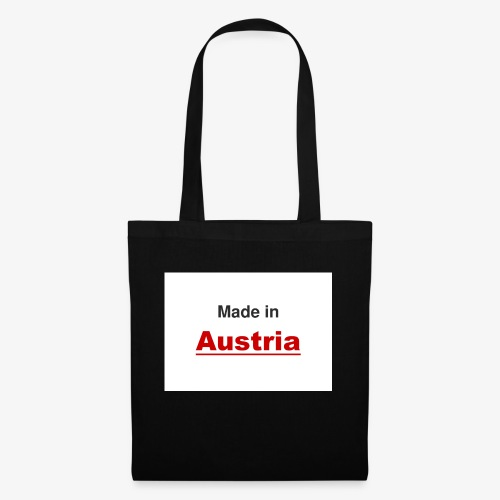 Made in Austria - Stoffbeutel