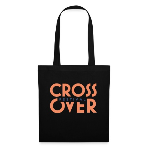 crossover 2019 festival logo couleur 01 - Tote Bag
