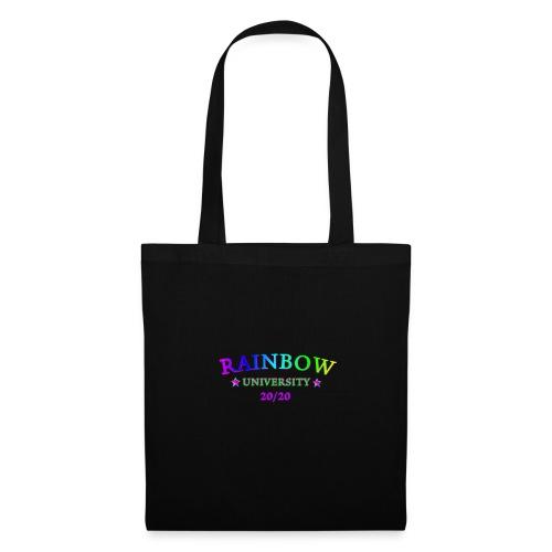 RAINBOW UNIVERSITY AGENDA 20/20 LGBTQIA - Stoffbeutel