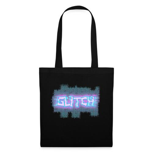 Glitch - Stoffbeutel