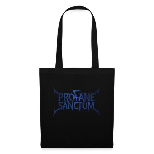 Profane Sanctum Logo - Blau - Stoffbeutel