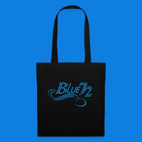 Logo BLUE72 - Stoffbeutel