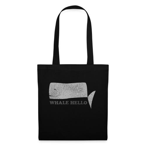 Whale Hello - Tote Bag