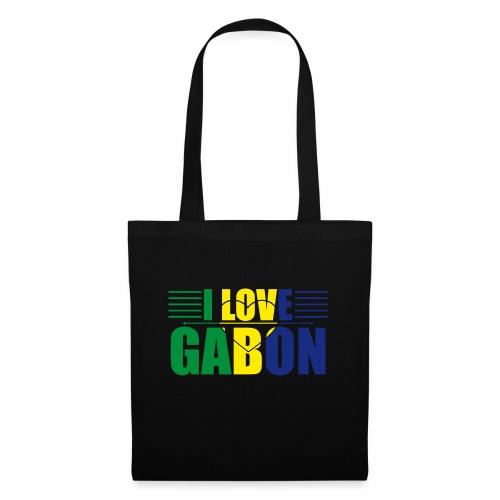 love gabon - Tote Bag