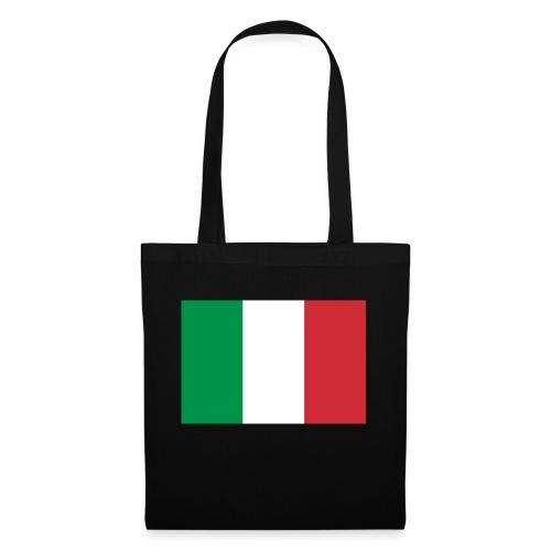 2000px Flag of Italy svg - Borsa di stoffa