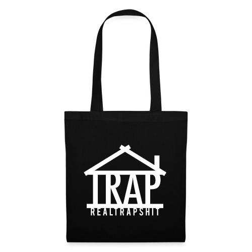 realtrapshit traphouse white png - Tote Bag