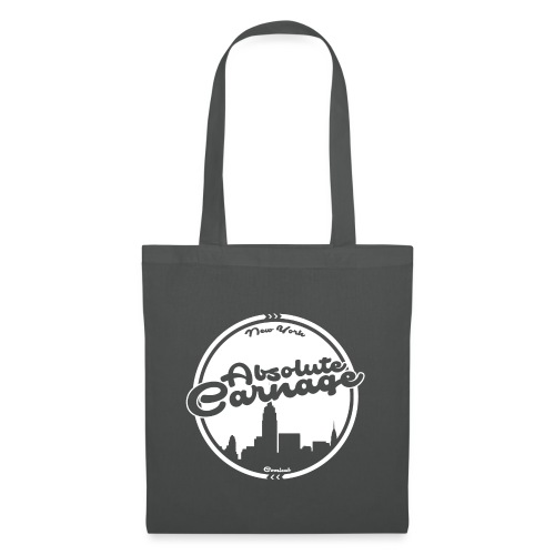 Absolute Carnage - White - Tote Bag