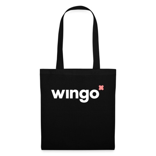 wingo logo 2 col (svg) - Tote Bag