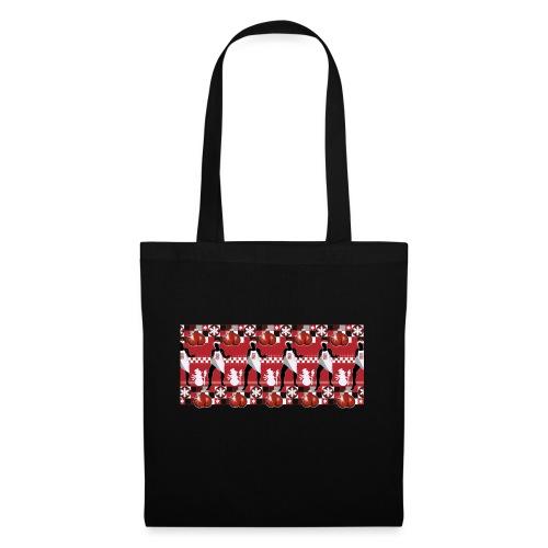 Motif Noël J'ai les boules (sans texte) - Tote Bag