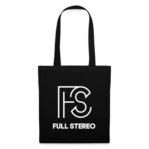 logo schwarz gif - Stoffbeutel