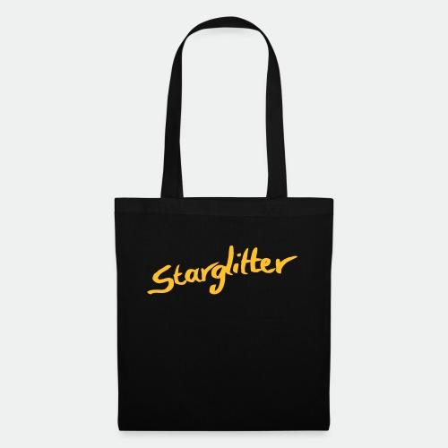 Starglitter - Lettering - Tote Bag