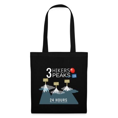 3 Hikers 3 Peaks - Tote Bag