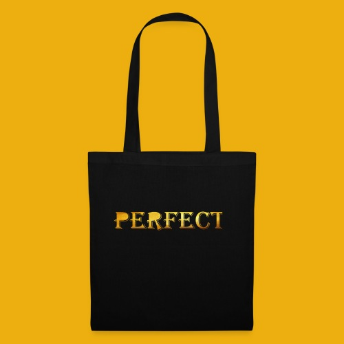 perfect metalic gold merch - Tote Bag