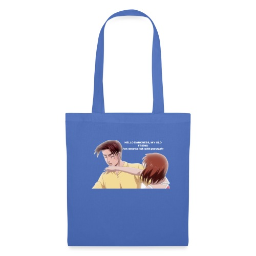 Hello Darkness my old friend - Tote Bag