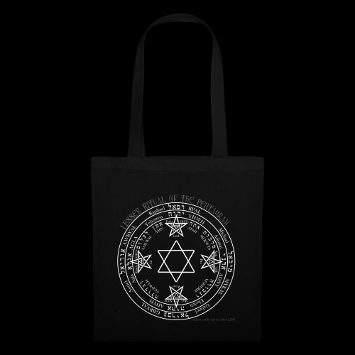 Lesser Ritual of the Pentagram - Stoffbeutel