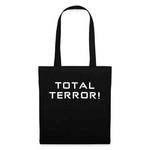 White Negant logo + TOTAL TERROR! - Mulepose