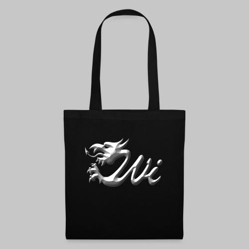 Wales Interactive Logo - Dragon Chrome - Tote Bag
