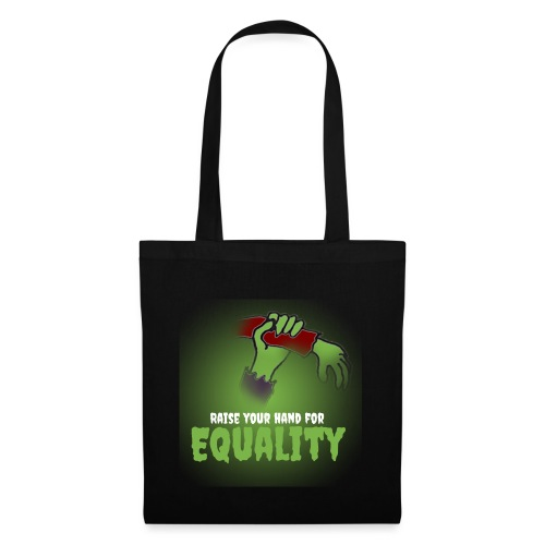 Raise Your Hand - Tote Bag