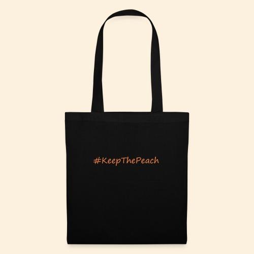 Hashtag KeepThePeach - Tote Bag