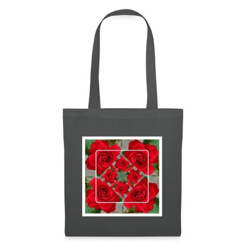 Rose Design - Stoffbeutel