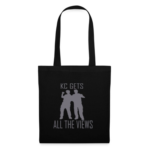 KC Gets All The Views - Tote Bag