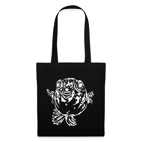 Puff the Blowfish - Tote Bag