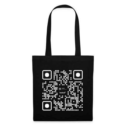 QR - Maidsafe.net White - Tote Bag