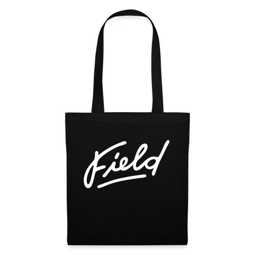 Field Interactive Logo - Stoffbeutel