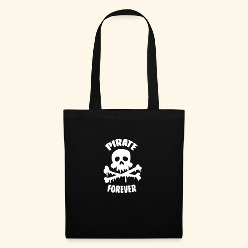 pirate forever - Tote Bag