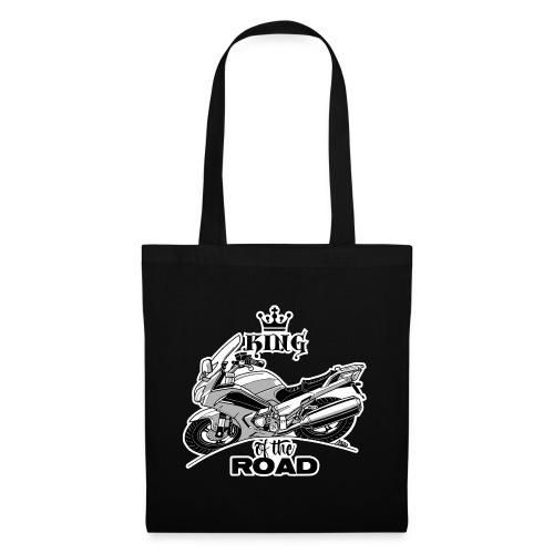 0884 FJR KING of the ROAD - Tas van stof