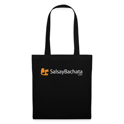 logo-salsaybachata-mix - Bolsa de tela