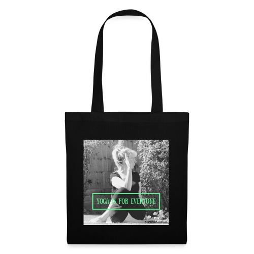 YOGA IS FOR EVERYONE - Tote Bag