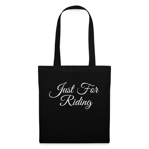 Just for riding - Tote Bag