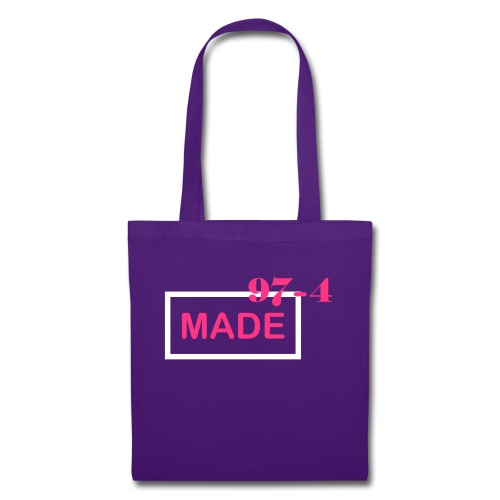 Design made in 974 - Tote Bag