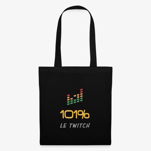 101%LeTiwtch vous présente enfin sa boutique - Tote Bag