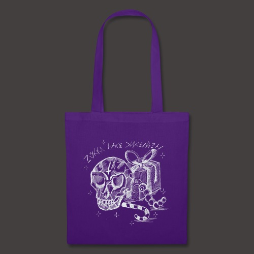 Merry Dark Christmas - Tote Bag