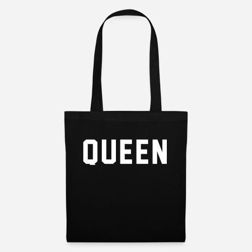 The Queen - Stoffbeutel