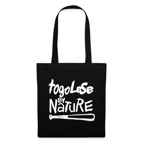 TOGOLESE BY NATURE - Tote Bag