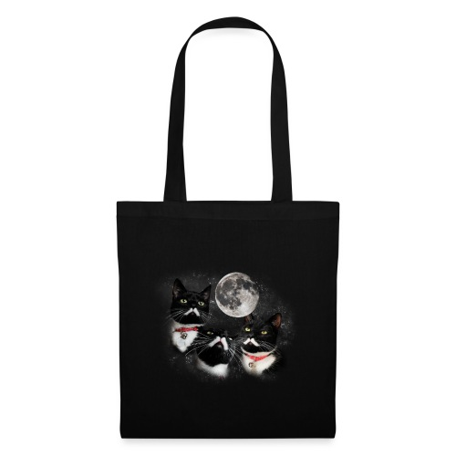 threestalinsandamoon png - Tote Bag