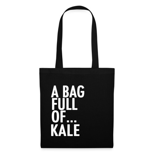 kale white png - Tote Bag