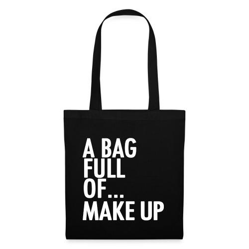 make up white png - Tote Bag
