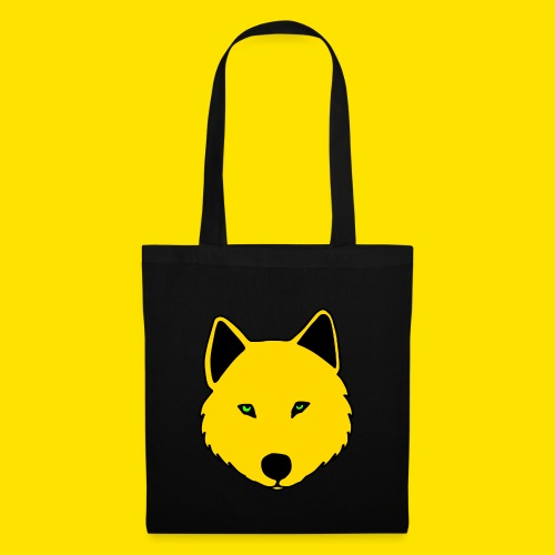 Jasja The Wolf - Tote Bag