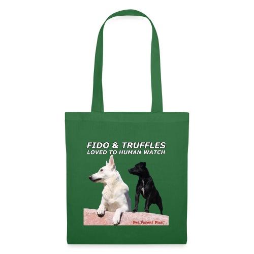 Fido and Truffles - Tote Bag