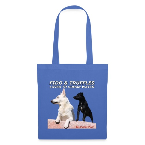 Fido and Truffles - Tote Bag